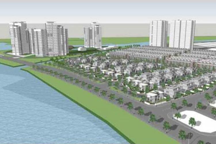 Saigon Mystery Villas - phoi-canh-Saigon-Mystery-Villas