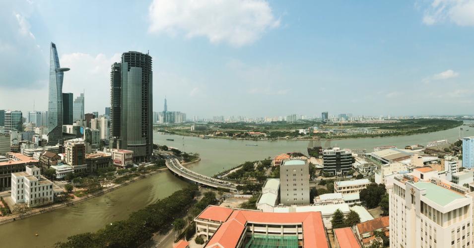 can-ho-saigon-royal Bán căn hộ Saigon Royal 2PN, diện tích 79m2, đầy đủ nội thất, view Thủ Thiêm Quận 2
