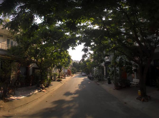 Nhà phố đường số 31, An Phú quận 2 Nhà phố đường số 31, An Phú - diện tích 80m2 hướng Tây Nam thoáng mát