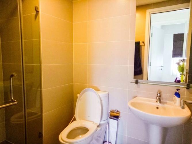 nhà tắm căn hộ Masteri Thảo Điền Căn hộ Masteri Thảo Điền view sông, đầy đủ nội thất sang trọng.