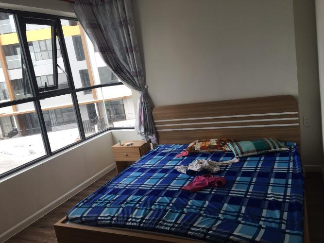 phòng ngủ căn hộ mizuki park Căn hộ Mizuki Park view nội khu hồ bơi, nội thất cơ bản.