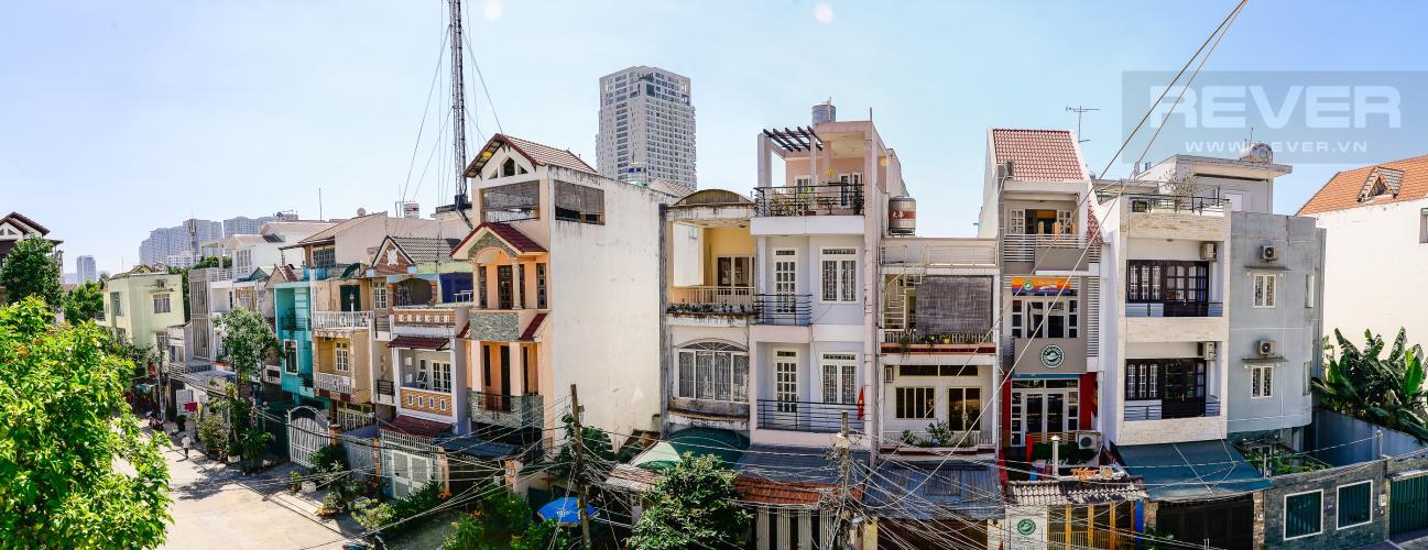 View Nhà phố 4 phòng ngủ đường Quốc Hương Thảo Điền Quận 2