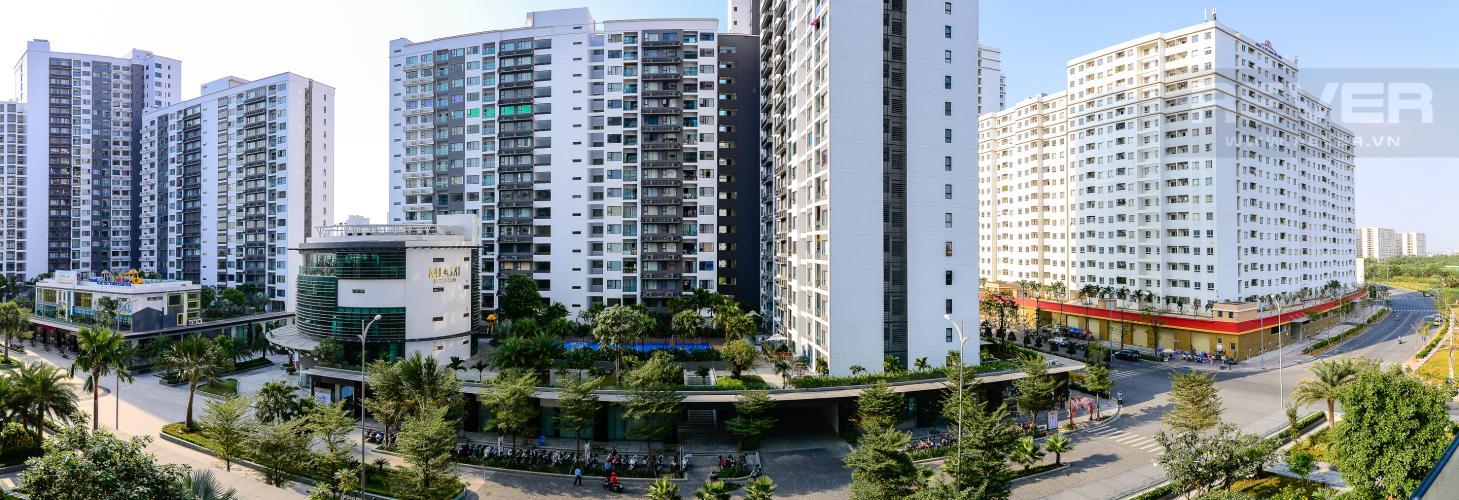 View Bán căn hộ New City Thủ Thiêm 3PN 2WC, nội thất cơ bản, view nội khu