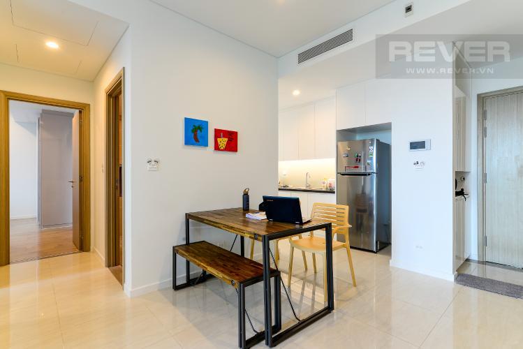 Phòng Ăn Bán căn hộ Sadora Sala Đại Quang Minh 2PN, đầy đủ nội thất, view hồ bơi nội khu