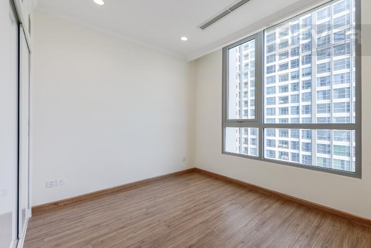 Phòng ngủ 4 Căn góc Vinhomes Central Park tầng thấp Central 1 nội thất cơ bản