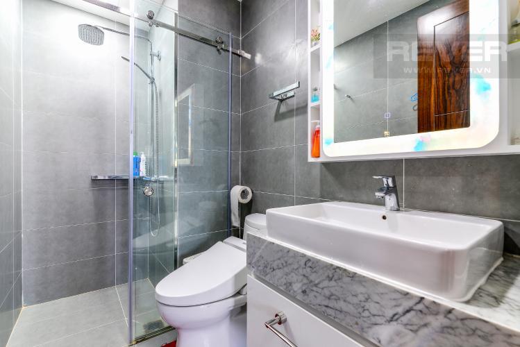 Phòng Tắm 1 Căn hộ Garden Gate 3 phòng ngủ tầng cao nội thất đầy đủ