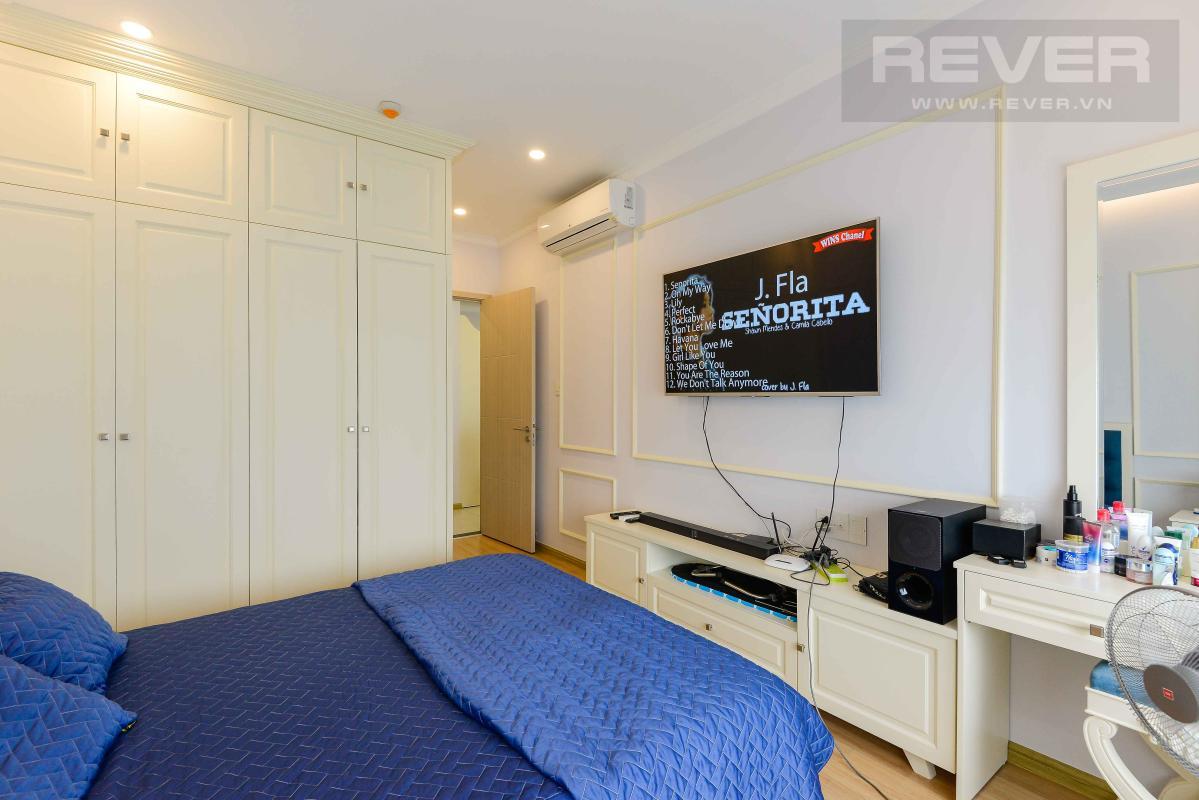Phòng Ngủ 2 Bán căn hộ New City Thủ Thiêm, 2PN tháp Babylon, đầy đủ nội thất cao cấp