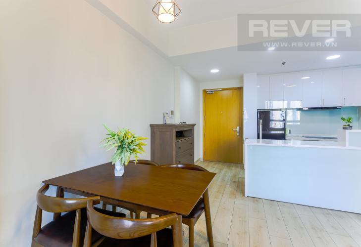 Bàn Ăn Bán căn hộ Masteri Thảo Điền tầng cao 2PN đầy đủ nội thất, view sông