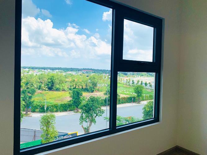 Phòng ngủ Vinhomes Grand Park Quận 9 Căn hộ Vinhomes Grand Park tầng 4, view nội khu.