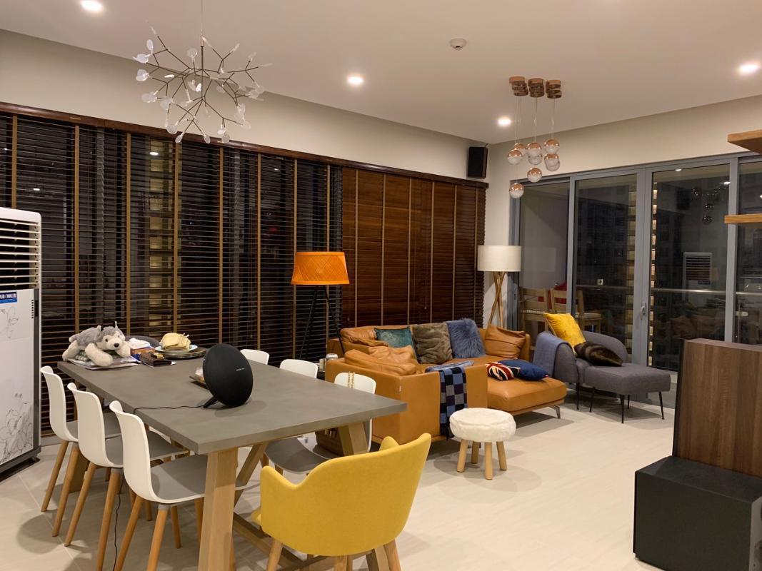 DKC 3pn Anh Huy 5 Bán hoặc cho thuê căn hộ Diamond Island - Đảo Kim Cương 3PN, diện tích 110m2, đầy đủ nội thất, căn góc view thoáng