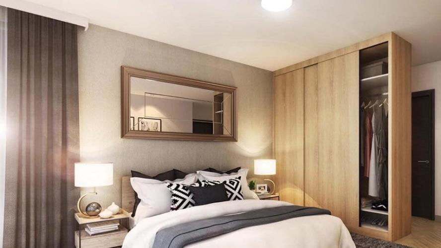 Phòng ngủ căn hộ Feliz en Vista Căn hộ Feliz En Vista nội thất cao cấp đầy đủ, dọn vào ở ngay