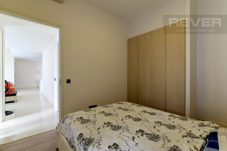Phòng Ngủ 3 Cho thuê căn hộ The Estella Residence 3PN, tầng trung, đầy đủ nội thất, view hồ bơi và Landmark 81
