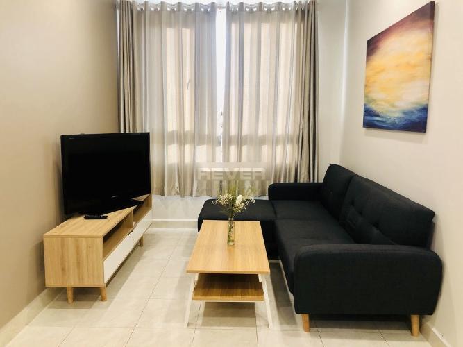 Cho thuê căn góc 2PN Riverside 90, Nội thất đầy đủ