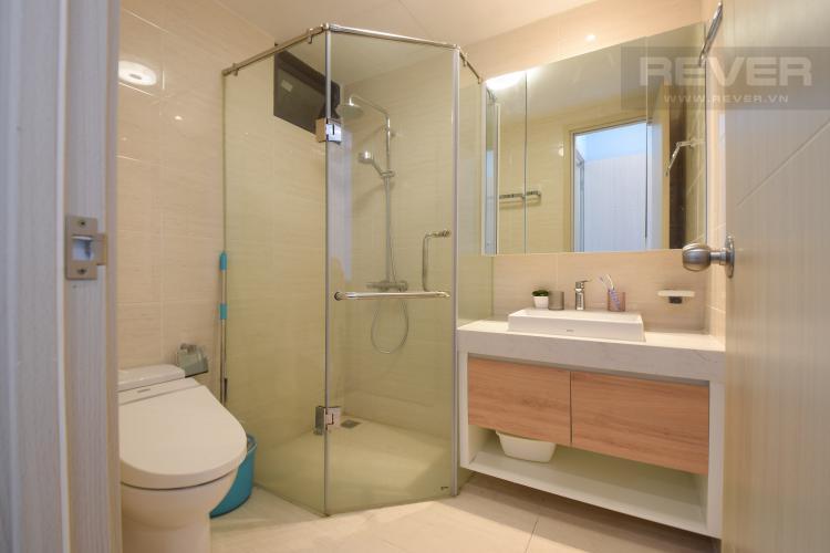Toilet Cho thuê căn hộ New City Thủ Thiêm tầng thấp, 2PN, đầy đủ nội thất