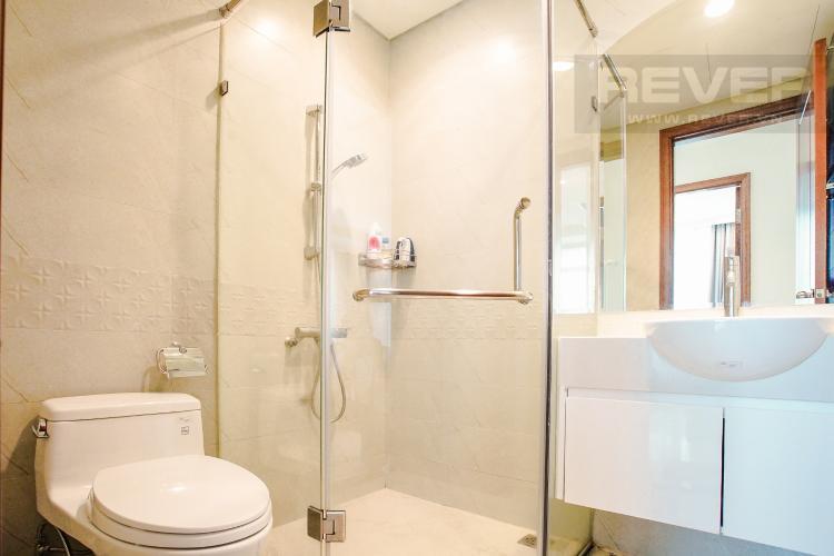 Phòng Tắm 2 Bán căn hộ Vinhomes Central Park hướng Tây Bắc, 103m2 2PN 2WC, nội thất cao cấp, view thành phố
