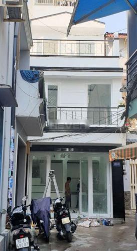 Mặt tiền nhà phố Huỳnh Văn Bánh, Phú Nhuận Nhà phố hẻm xe hơi, trung tâm thành phố, sổ hồng riêng.