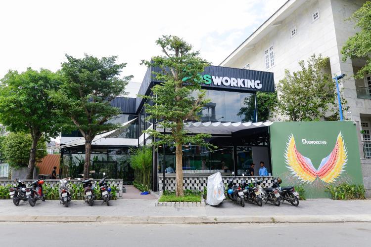 Mặt Tiền Cho thuê nhà phố Bùi Tá Hán, An Phú, Quận 2, 1 trệt 1 tầng