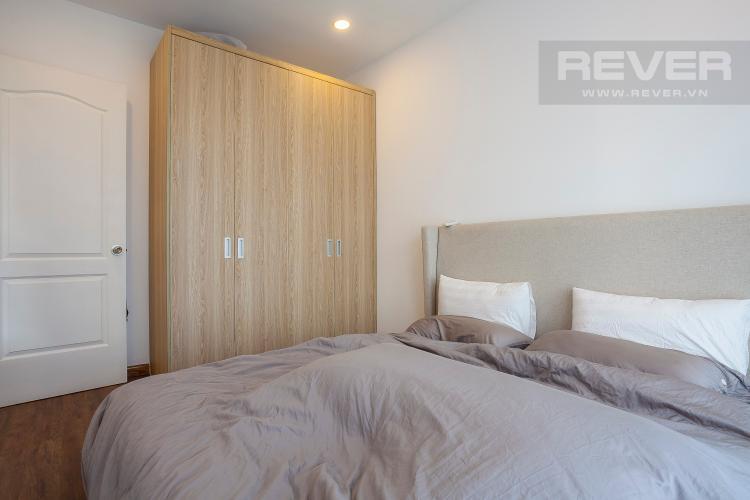 Phòng Ngủ Căn hộ Thủ Thiêm Sky 1 phòng ngủ tầng cao tháp B nội thất đẹp