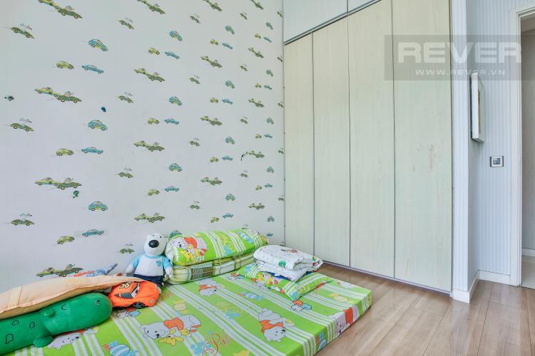 Phòng Ngủ 2 Căn hộ The Estella Residence 3 phòng ngủ, tầng cao T1, nội thất đầy đủ
