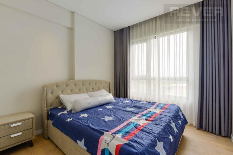 Phòng Ngủ 1 Cho thuê căn hộ Diamond Island - Đảo Kim Cương 1PN, tháp Canary, đầy đủ nội thất, view nội khu xanh mát