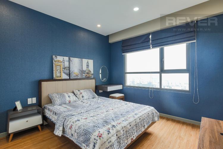 Phòng Ngủ 1 Căn hộ The Gold View 2 phòng ngủ tầng cao A2 view hướng sông