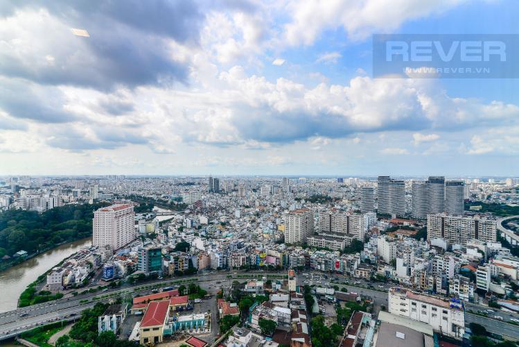 View Phòng Ngủ Bán căn hộ Vinhomes Golden River tầng cao, tháp The Aqua 4, view ngắm thành phố