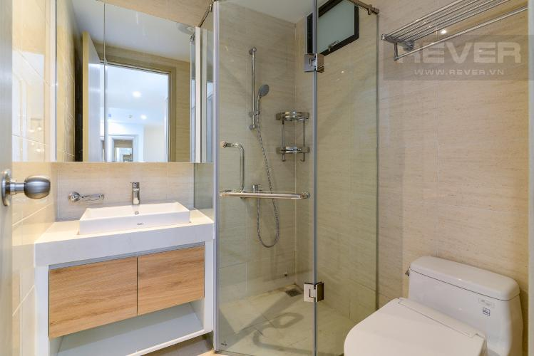 Phòng Tắm 1 Bán căn hộ New City Thủ Thiêm 3PN 2WC, nội thất cơ bản, view nội khu