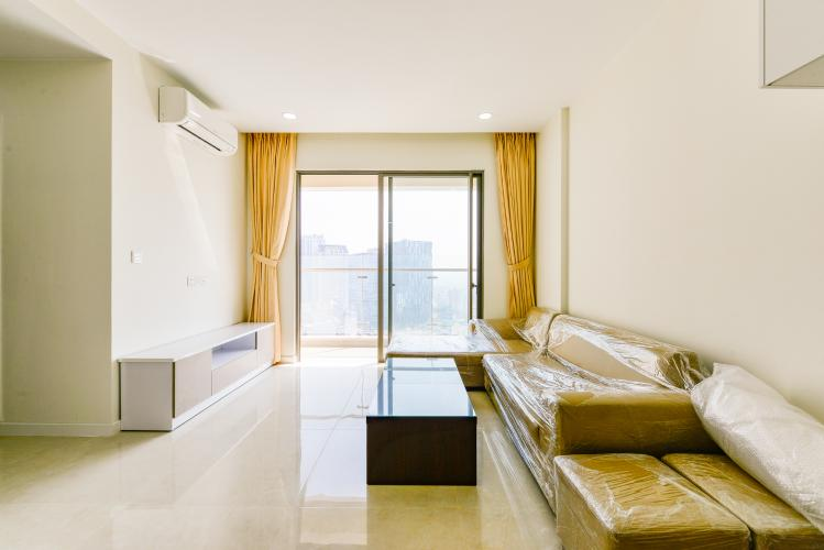 Cho thuê căn hộ Masteri Millennium tầng cao 2PN đầy đủ nội thất