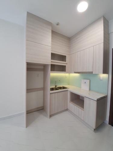 Phòng bếp Safira Khang Điền, Quận 9 Căn hộ Safira Khang Điền tầng trung, cửa chính hướng Đông Nam.