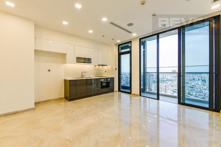 Phòng khách Cho thuê căn hộ Vinhomes Golden River tầng cao, 2PN, view đẹp, tiện ích đa dạng