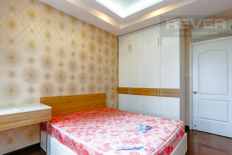 Phòng Ngủ 1 Căn hộ Sunrise City 2 phòng ngủ tầng trung W1 view hồ bơi