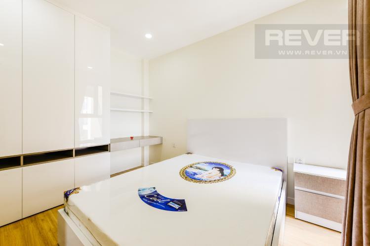 Phòng ngủ 1 Cho thuê căn hộ Masteri Millennium tầng cao 2PN đầy đủ nội thất