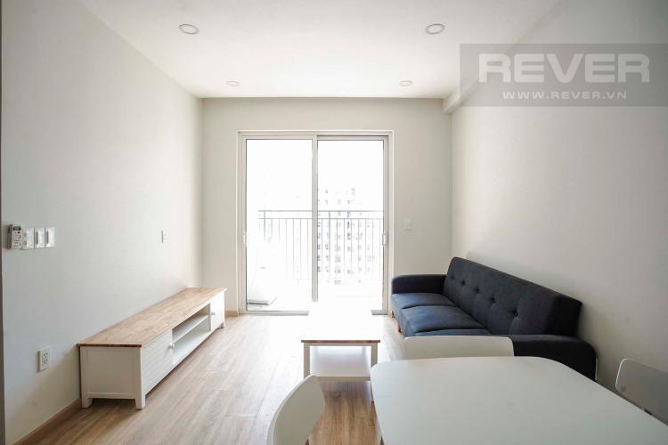 Phòng Khách Cho thuê căn hộ Sunrise Riverside 2PN, đầy đủ nội thất, view hồ bơi