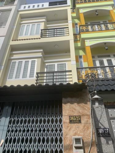 Nhà phố hướng Đông Nam, hẻm khu dân cư an ninh.