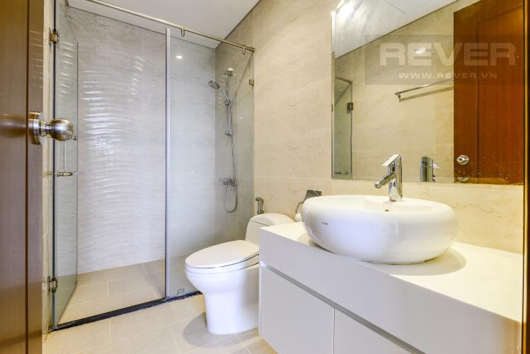 Phòng tắm 2 Căn hộ Vinhomes Central Park tầng thấp tòa Landmark 3, 2 phòng ngủ, full nội thất