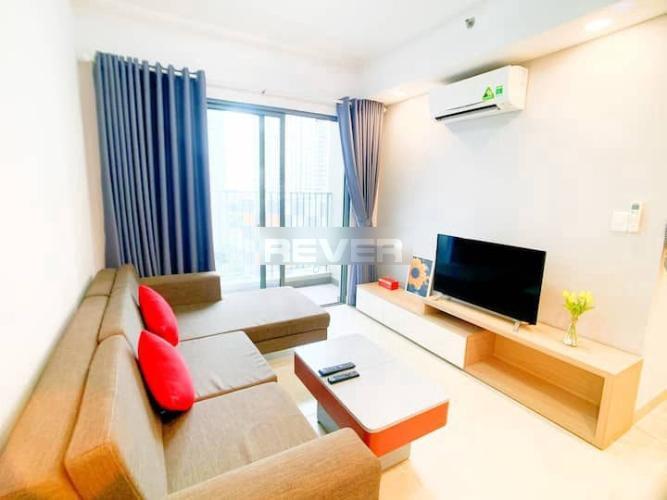 Phòng khách căn hộ Masteri Thảo Điền, Quận 2 Căn hộ Masteri Thảo Điền đầy đủ nội thất, view thoáng mát yên tĩnh.