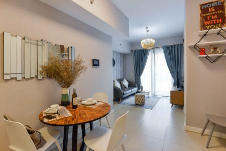 Cho thuê căn hộ Gateway Thảo Điền 1PN 52m2, đầy đủ nội thất, view Landmark 81