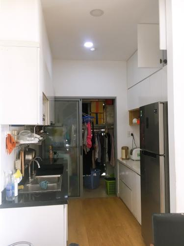 Phòng bếp căn hộ Opal Riverside, Thủ Đức Căn hộ chung cư Opal Riverside ban công hướng Tây Bắc, đầy đủ nội thất.