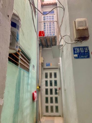 Bán nhà hẻm thông đường Trần Văn Đang, phường 11, Quận 3, diện tích đất 13m2, diện tích sàn 24.2m2