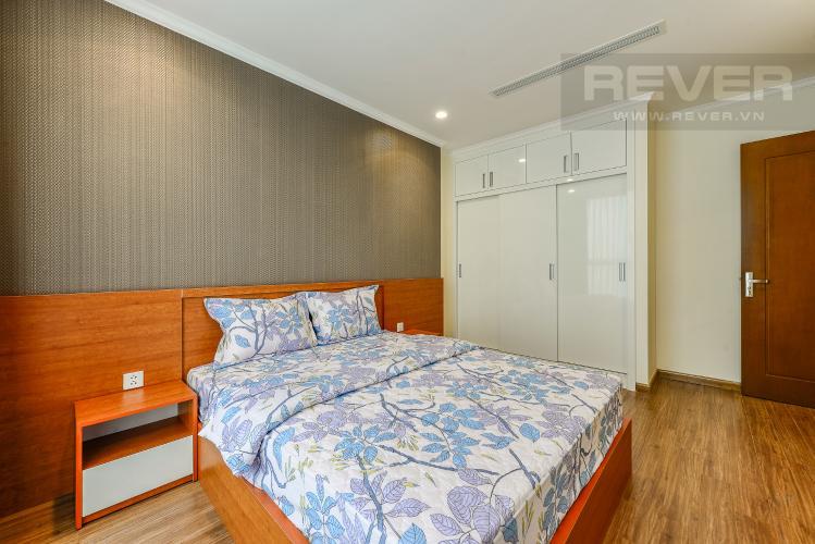 Phòng ngủ 2 Căn hộ Vinhomes Central Park 3 phòng ngủ tầng trung L4 nội thất đầy đủ