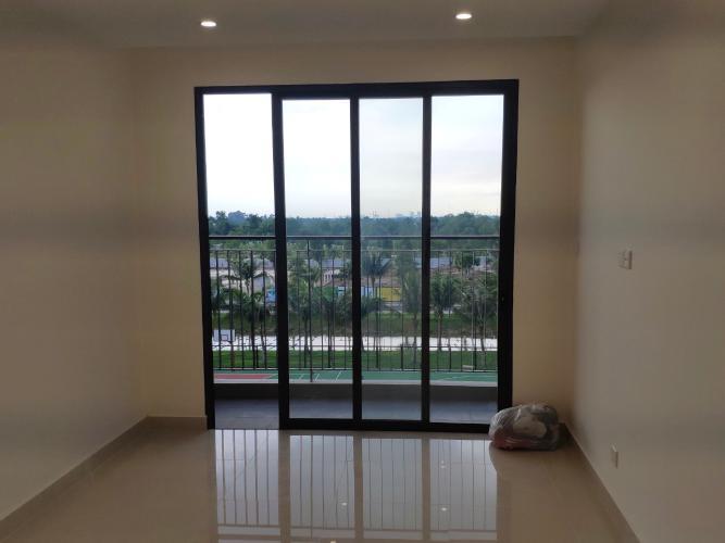 Phòng khách căn hộ Vinhomes Grand Park Căn hộ Vinhomes Grand Park nội thất cơ bản, tiện ích đa dạng.