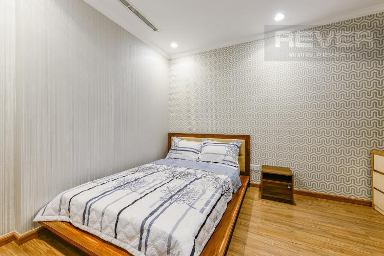 Phòng ngủ 2 Căn hộ Vinhomes Central Park tầng thấp Landmark 2 đầy đủ nội thất