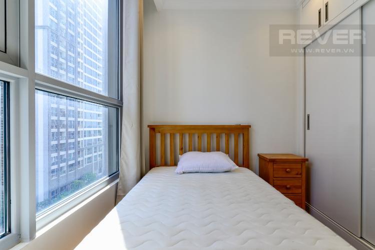 Phòng Ngủ 2 Bán căn hộ Vinhomes Central Park tầng thấp 2 phòng ngủ, đầy đủ nội thất, view nội khu