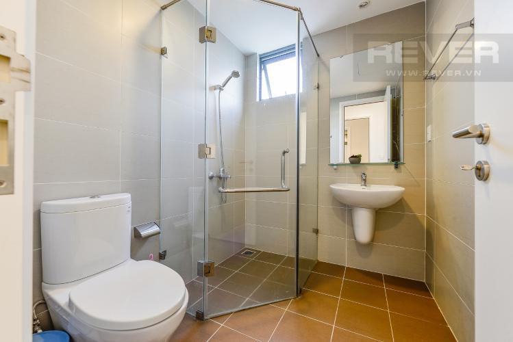 Phòng tắm 1 Cho thuê căn hộ Masteri Thảo Điền tầng cao, 2PN đầy đủ nội thất