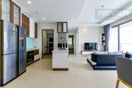 Cho thuê căn hộ Diamond Island - Đảo Kim Cương 2PN, đầy đủ nội thất, view hồ bơi