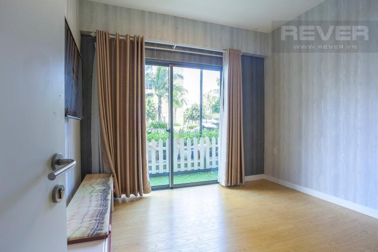 Phòng Ngủ 4 Căn hộ Masteri Thảo Điền 4 phòng ngủ tầng thấp T2 hướng Tây Nam