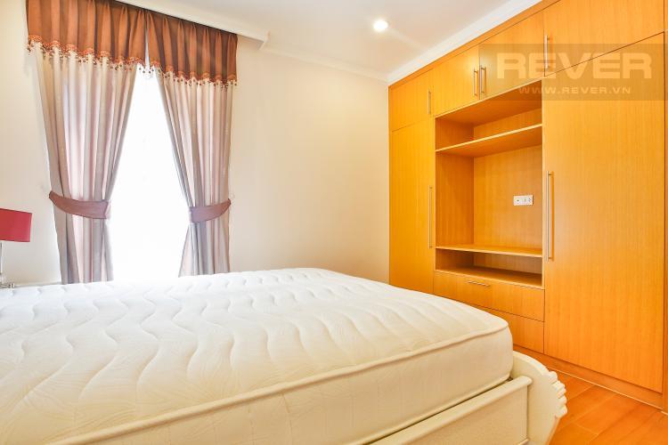 Phòng ngủ Căn hộ Saigon Pavillon 1 phòng ngủ ngay trung tâm