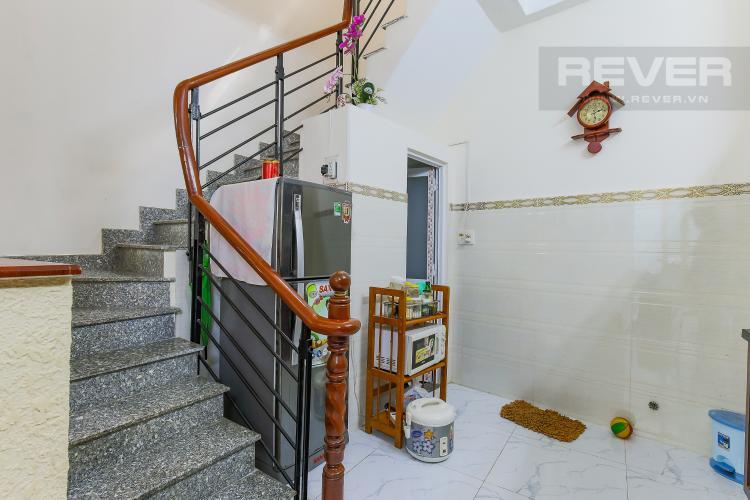 Phòng Bếp Nhà phố 2 phòng ngủ đường 13, phường 12, Quận 4 diện tích 30.2m2