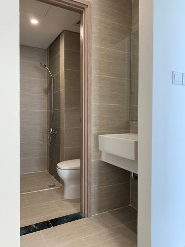 Phòng tắm , Căn hộ Vinhomes Grand Park , Quận 9 Căn hộ Vinhomes Grand Park cửa hướng Tây Bắc, view nội khu yên tĩnh.