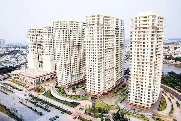 Bán căn hộ tầng cao Era Town, tiện ích cao cấp, nội thất đầy đủ, dọn vào ở ngay.